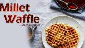 Millet waffle