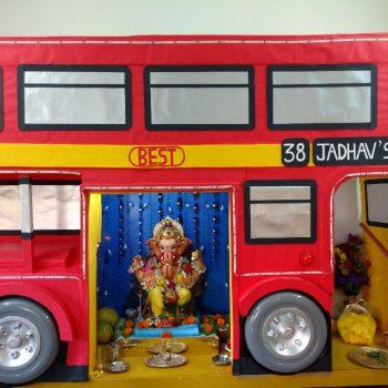 BEST Bus Decoration
